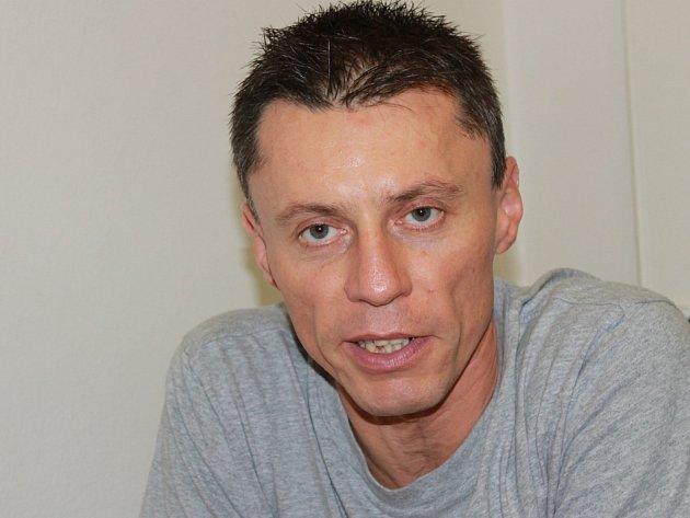 Hokejový trenér Aleš Totter (41 let) je na jihu Čech novou tváří.