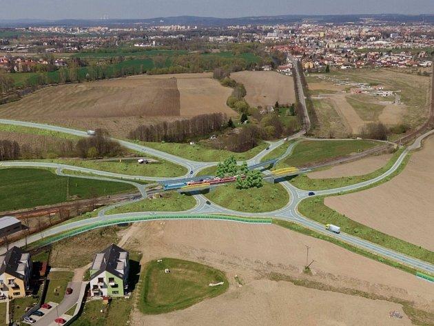 Plánovanou novou silnici čeká posuzování vlivu na životní prostředí.
