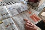 Jihočech z Nenašova si všechny výsledky zapisuje, kontroluje si pořadí v Deníku.