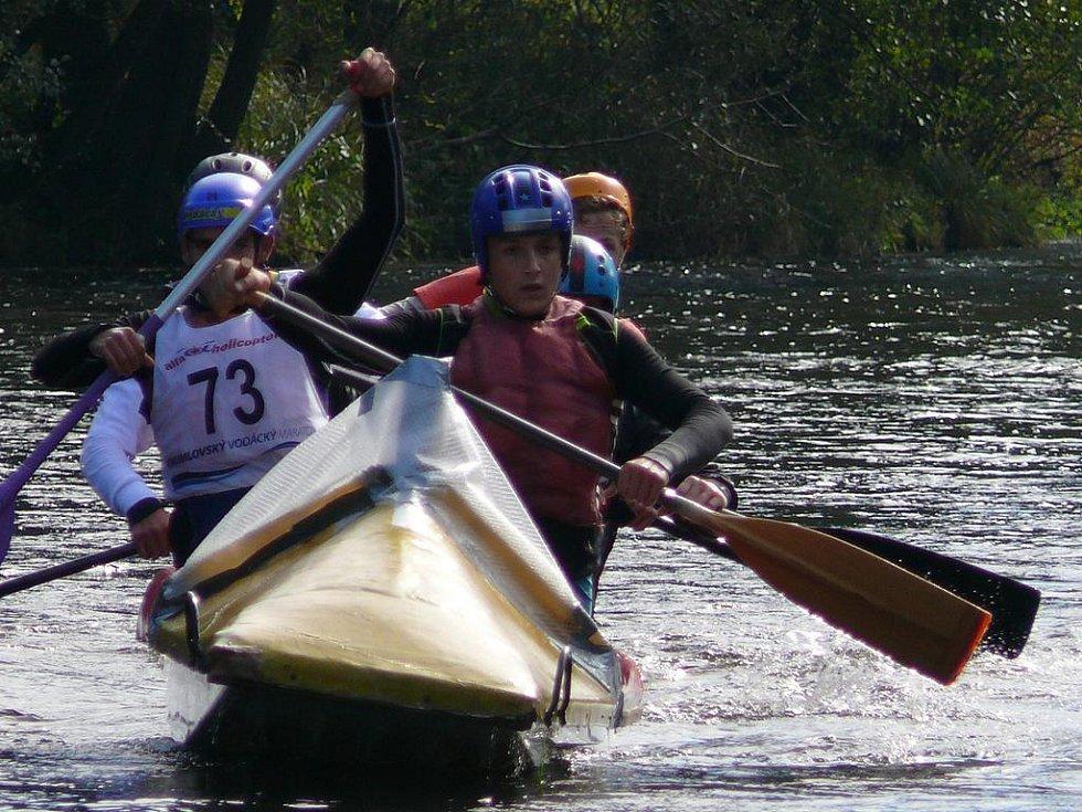Krumlovský vodácký maraton