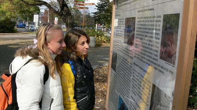 Obyvatelé Českých Budějovic si mohou projít několik kilometrů dlouhou novou přírodovědně naučnou stezku z lesoparku Stromovka až do parku Na Sadech.