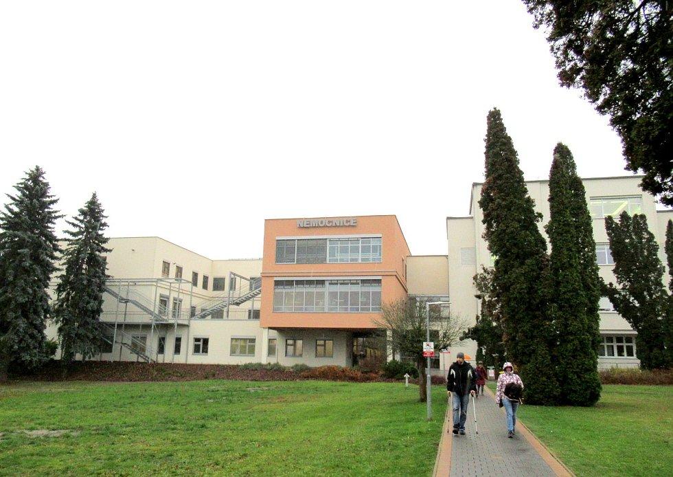 Nemocnice Tábor ilustrační foto.