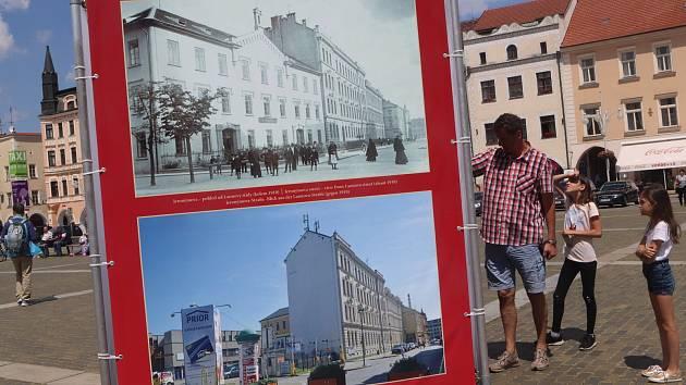 Když století městem proletí na náměstí v Českých Budějovicích již posedmé. Snímek je z loňského ročníku.
