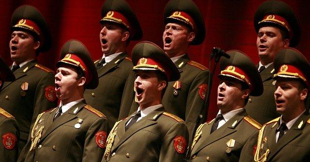 Alexandrovci zpívali 8.prosince včeskobudějovické Budvar aréně. Přilákali asi 3000lidí.