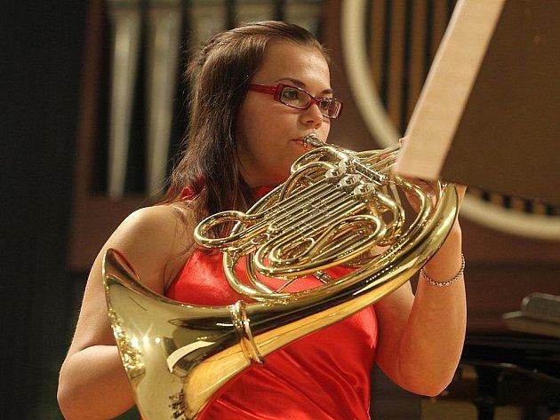 Soutěž Talent Jihočeského kraje probíhá každoročně v českobudějovické Koncertní síni Otakara Jeremiáše.