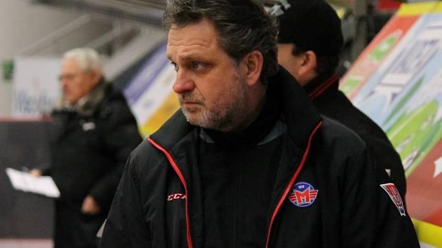 Šéftrenér sportovního centra mládeže Roman Heindl.
