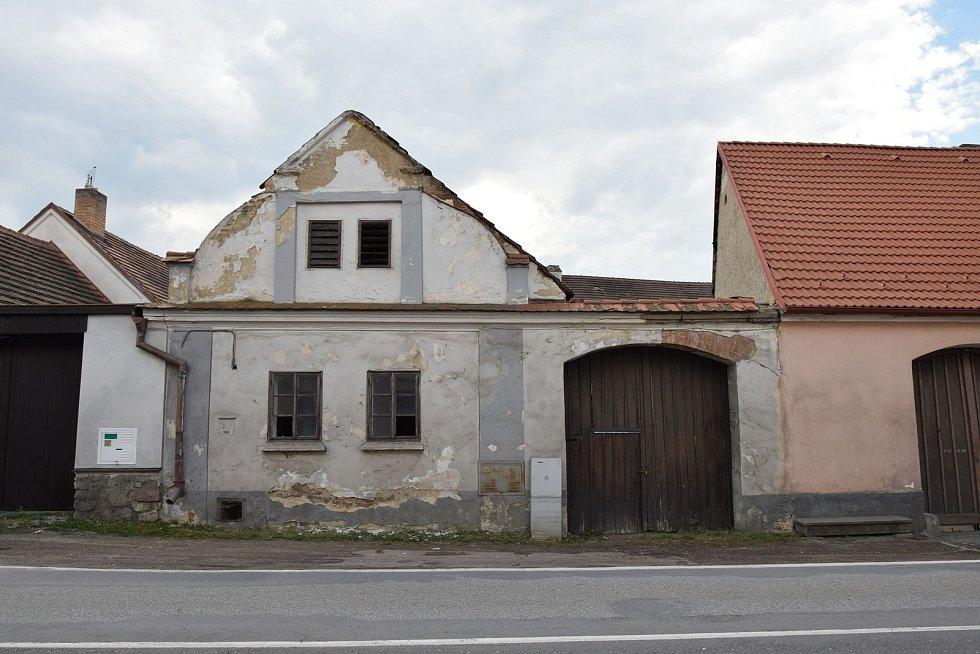 Nově prohlášené památky v jižních Čechách. Patří mezi ně i objekt v obci Sedlice.
