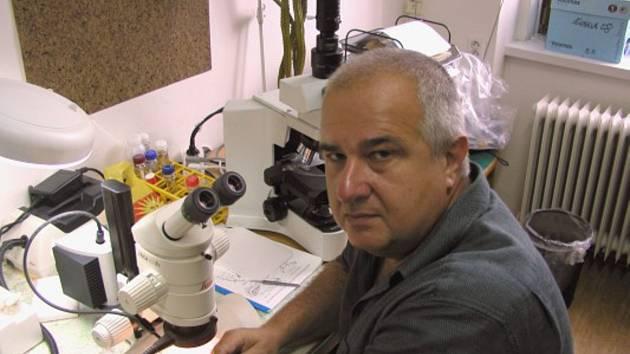 Ve věku 65 let zemřel v pondělí profesor Miroslav Papáček.