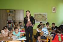 Děti z páté třídy CZŠ Rudolfovská si dopisovaly s dětmi z Banátu.