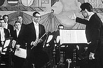 Filmový koncert se uskutečnil v Rytířském sále Prácheňského muzea.