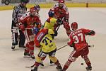 Hokej Motor-Prostějov v Českých Budějovicích