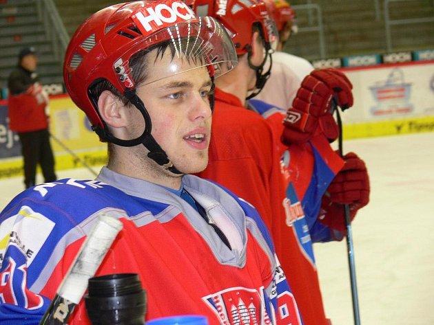 Josef Rezek patřil v posledních dvou sezonách k lídrům ofenzivy HC ČB.