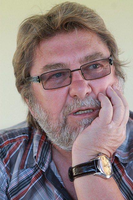 Scénárista Jan Míka.