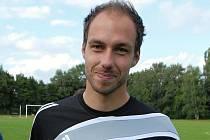 Zdeněk Křížek byl v Nové Včelnici vyhlášen nejlepším brankářem turnaje.
