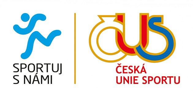 Logo projektu ČUS Sportuj snámi.