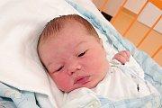 Hluboká nad Vltavou bude domovem novorozenému Matyášovi Pomije. V českobudějovické nemocnici se narodil 7. 11. 2017 v 18.44 h, vážil 3,56 kg.