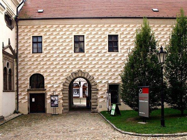 Muzeum fotografie a moderních obrazových médií vJindřichově Hradci.