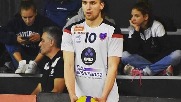 Jihostroj České Budějovice má definitivně poskládaný kádr pro sezonu. Posílil ho srbský smečař Filip Stoilovič.