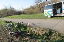 Ke střetu došlo na cyklostezce u Bavorovic.