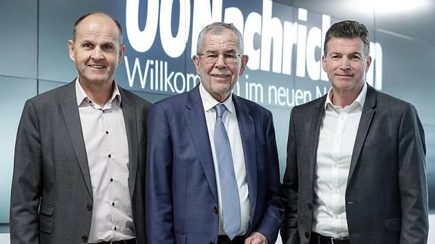 Blahopřál i prezident Van der Bellen.
