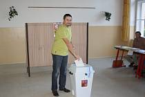 Volební okrsek J. V. Jirsíka.