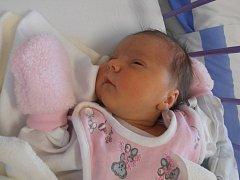 V Mokrém bude po boku dvouleté sestřičky Vanesky vyrůstat Kristýna Jakubcová. Na svět vykoukla v pondělí 5.10.2015 ve 12 hodin a 38 minut a mohla se pochlubit váhou 3,10 kg.