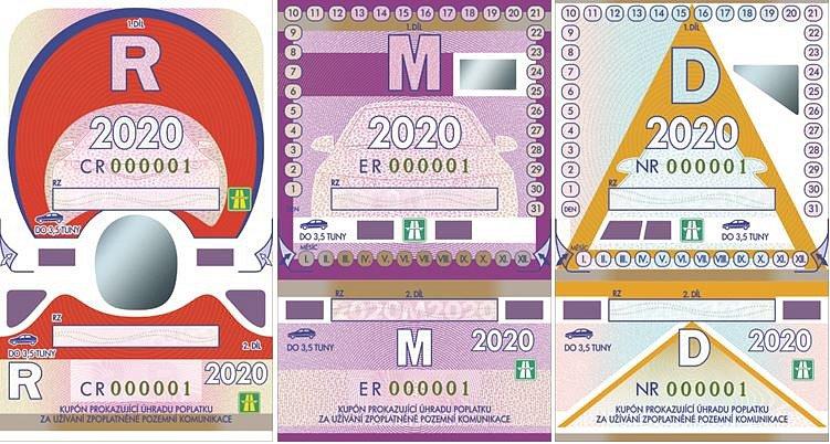 Papírové dálniční známky jsou už minulostí.