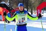 Šumavská třicítka v Nové Peci, podívejte se na starty mužů, žen  a štafety a vítěze v cíli