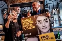 I do Budějc zavítal z Prahy mezinárodní filmový festival Febiofest.