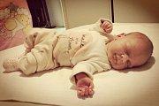 Eliška Dubová se narodila 6. 1. 2017 ve 23.18 h, vážila 3,09 kg. Je prvním miminkem manželů Klárky a Vlastimila Dubových z Českých Budějovic.