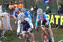 Jan Vastl na trati mistrovství světa