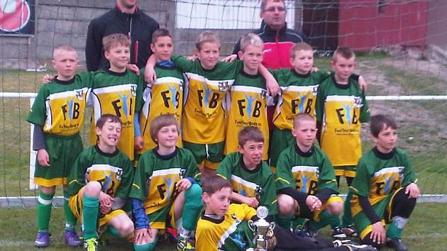 Letní fotbalová škola i s Jihočechy