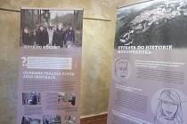 Výstava Objevujme krajinu s památkáři v Nových Hradech