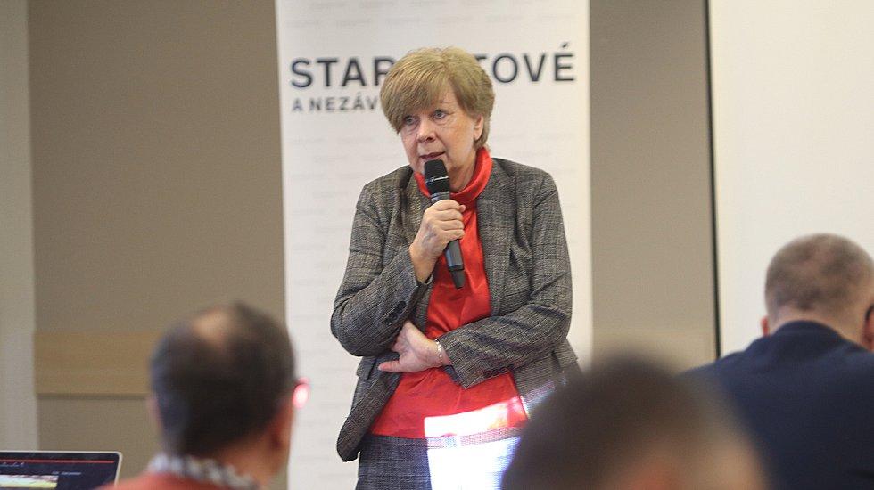 Konference s názvem Jižní Čechy 2020+ Kraj, kde se dobře žije.