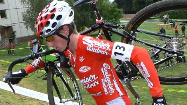 Cyklokrosaři se o víkendu zúčastní ME ve Francii.  Jedním ze závodníků, kteří reprezentují Budvar Tábor, bude Ondřej Bambula.