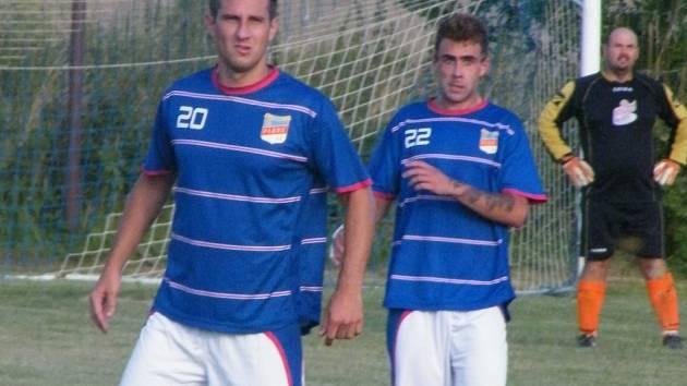 Exligový Martin Vozábal dal ve své premiéře za Planou gól.