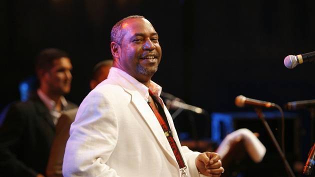Frontman  Havana Street Band  roztančil v rytmu kubánské hudby návštěvníky  letošního Bohemia JazzFestu.