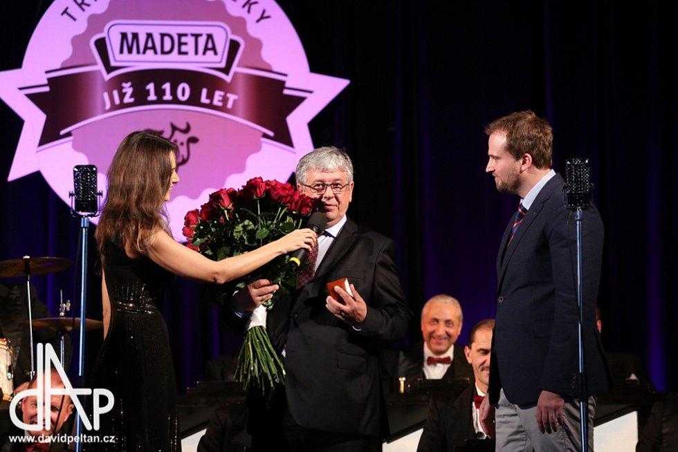 Jihočeská mlékárenská společnost Madeta slavila ve čtvrtek 16. června na zámku v Bechyni 110. výročí svého založení.