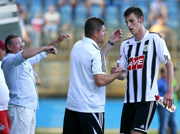 Fotbalisté SK Dynamo České Budějovice vstoupili 26. července do II. ligy jihočeským derby s FC MAS Táborsko.