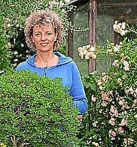 Fotografka milovaných růží.