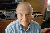 85. narozeniny oslavil nedávno.