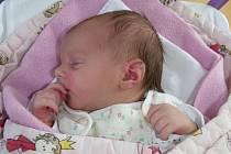 3,2 kg – to byla porodní váha holčičky jménem Kateřina Mikešová. Kačenka se narodila ve středu 6.3.2013 v 12 hodin a 54 minut. Prvorozená holčička bude vyrůstat ve Střížově.