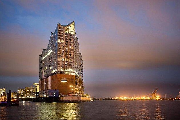 Opravdu luxusní koncertní dům!