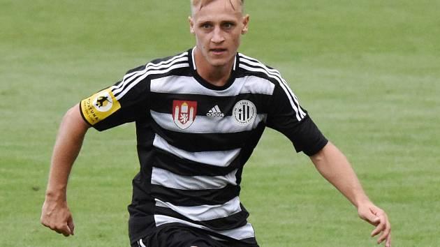 Patrik Čavoš dal proti Hradci Králové vedoucí gól Dynama.
