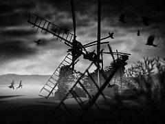Klip k písni Hrob, který pro Kafka Band vytvořil Jaromír 99, je jedním ze snímků, jež si lze pustit ve videotéce Aniont.
