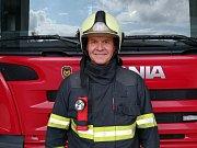 Martin Nosek, hasič