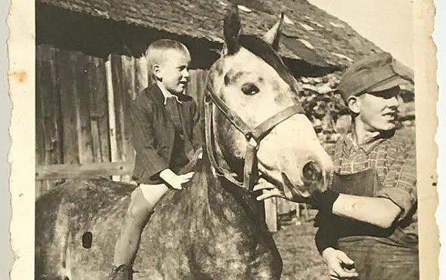 Když byl pan Pammer malý…
