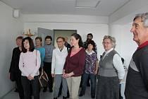 Ve čtvrtek se konala akce Poznej ekonomickou fakultu. Tentokráte se v roli studentů ocitli senioři z Klubu Aktiv.