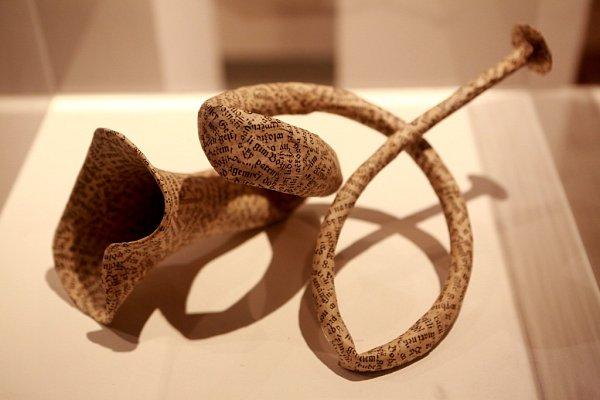 Egon Schiele Art Centrum vystavuje do konce října dílo Jiřího Koláře.