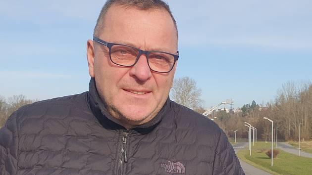 Cyklokrosaři jsou před mistrovstvím světa. Petr Balogh
